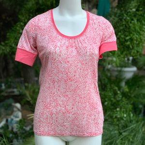 EDDIE BAUER Scoop Neck T-Shirt Top Sz M